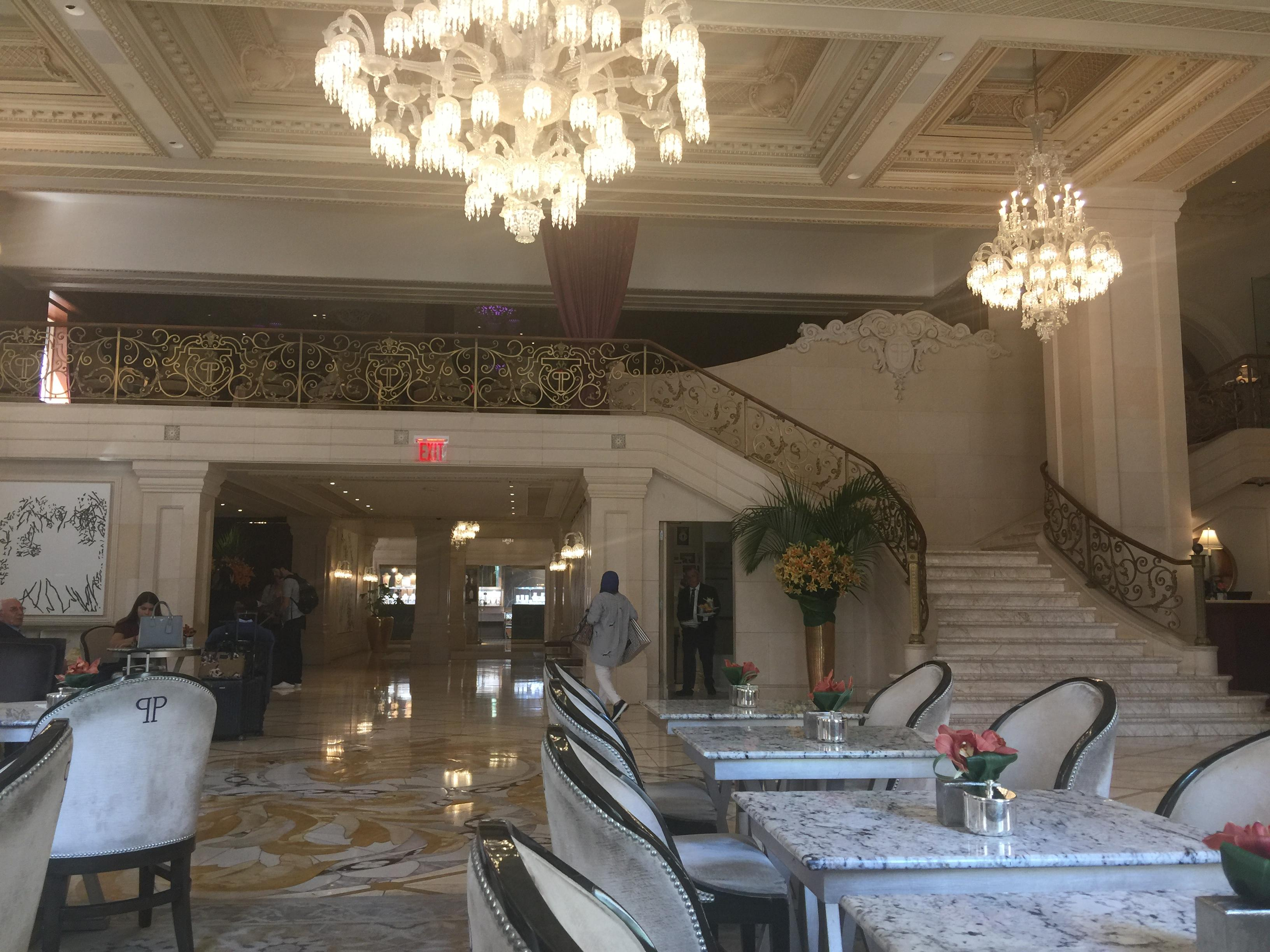 Champagne Bar at the Plaza